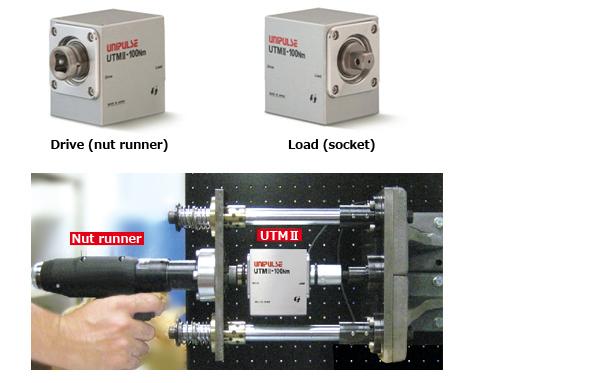 UTM2-100Nm-nut